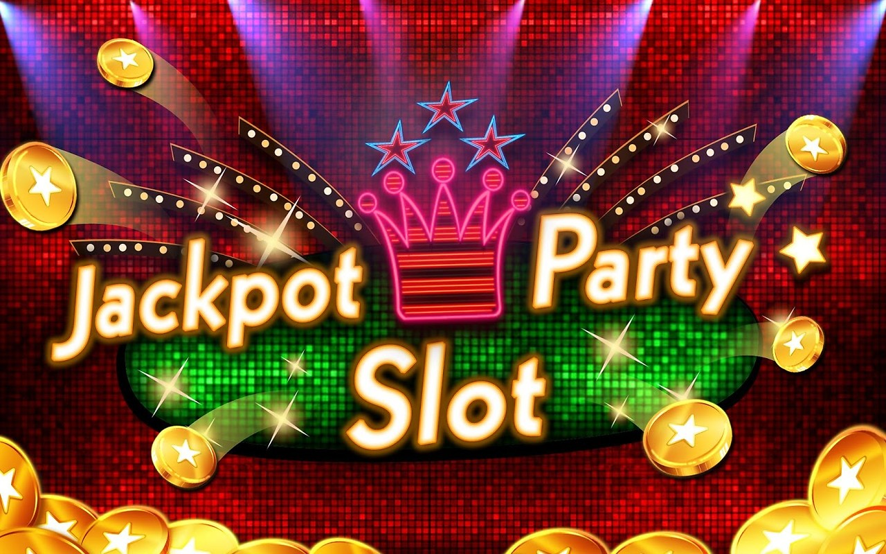 jackpot party casino slot