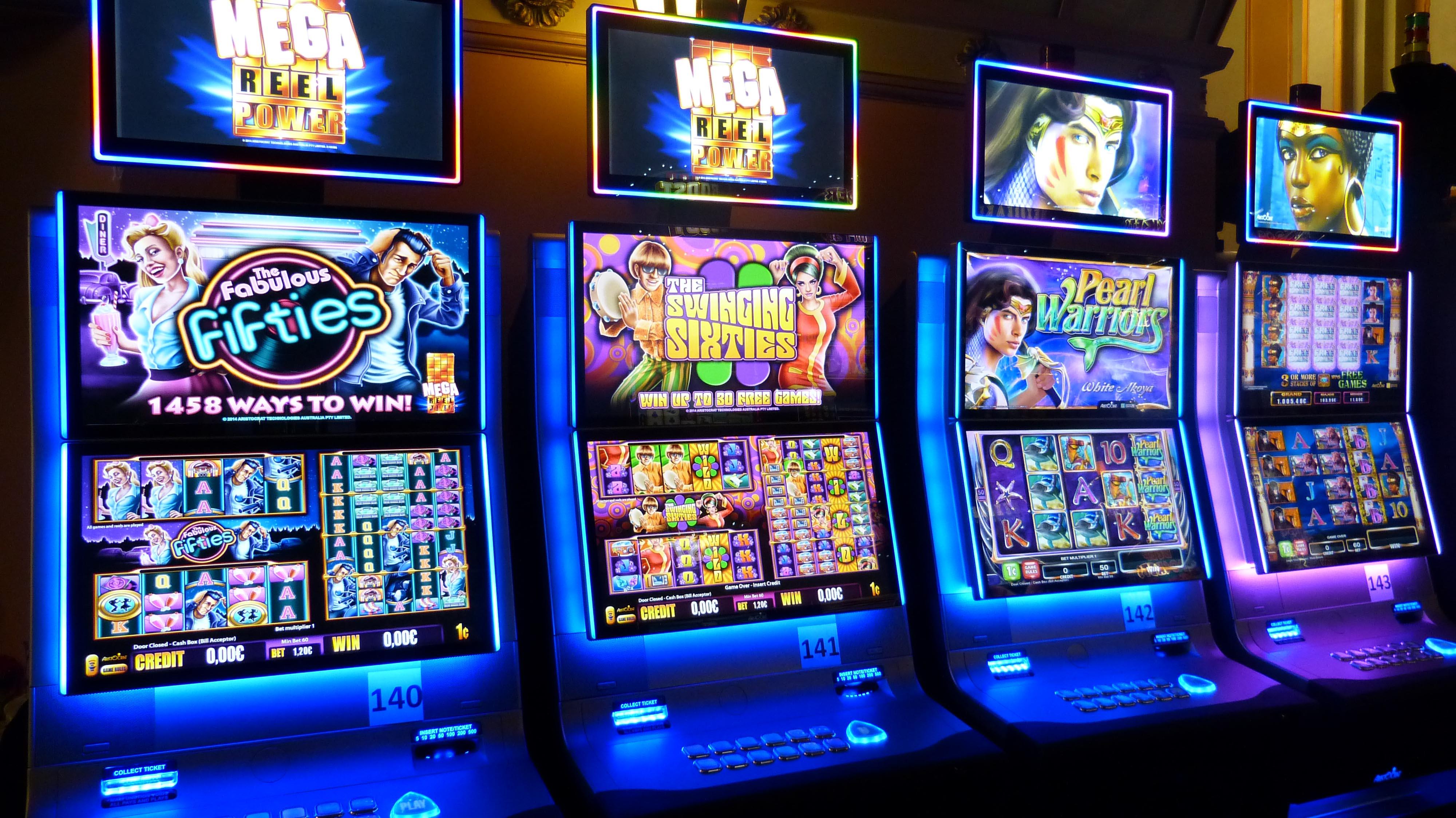 jeux gratuits casino slot